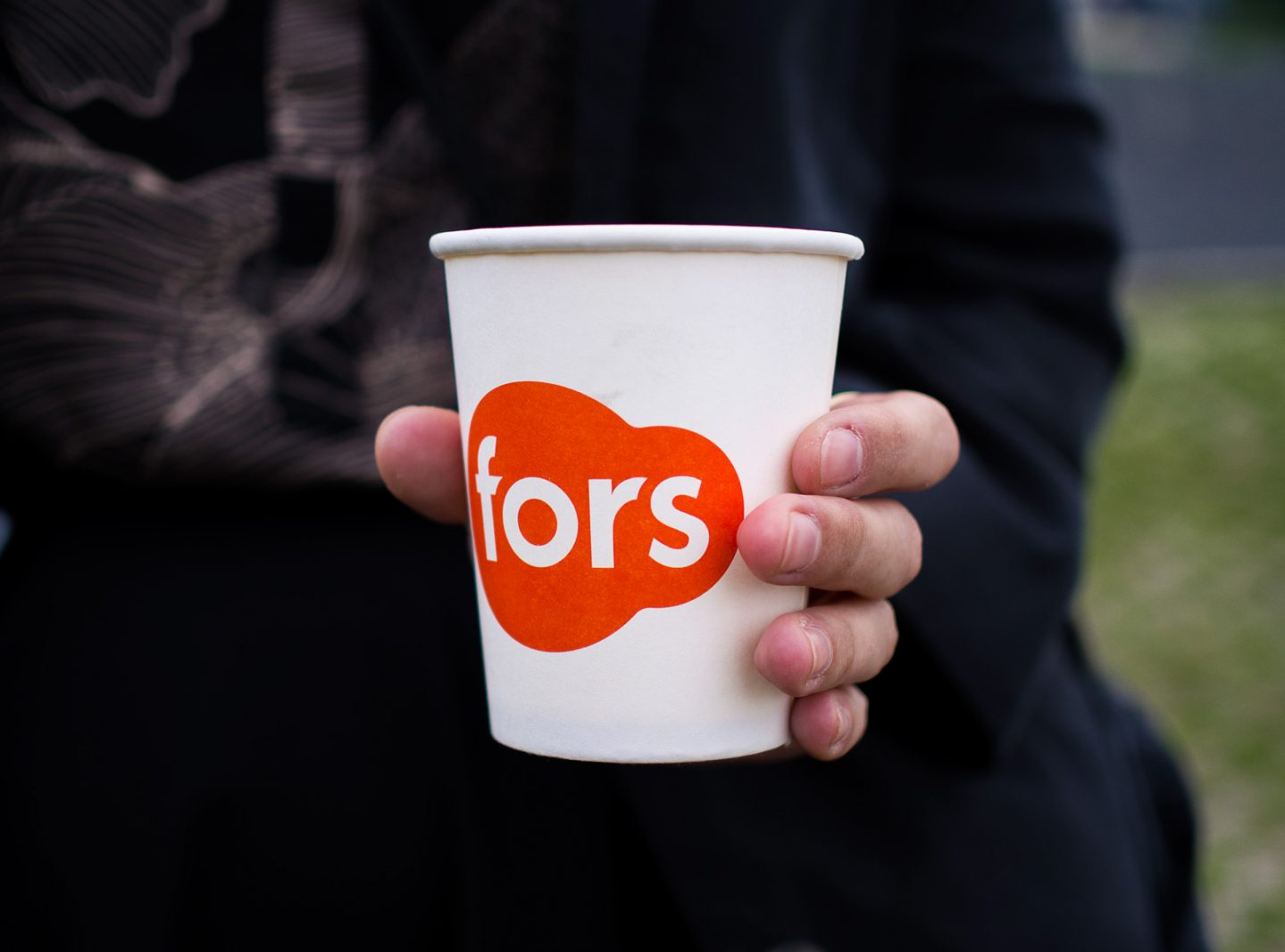Cup for Fors by HEAVY™