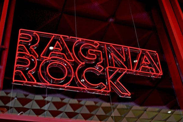 Logo for Ragnarock Museum by HEAVY™